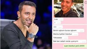 Mustafa Sandal'dan sosyetik güzele aşk mesajları!