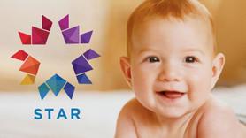 Star TV'de bebek sevinci!