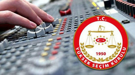 YSK'dan özel televizyon ve radyolarla ilgili karar