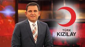 Fatih Portakal'dan Kızılay'ın çağrısına destek!