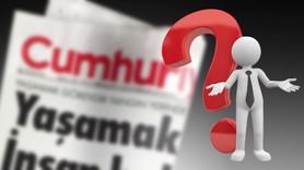 Cumhuriyet Gazetesi'ne üst düzey transfer!
