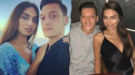 Mesut Özil ve Amine Gülşe'nin mutlu günü!