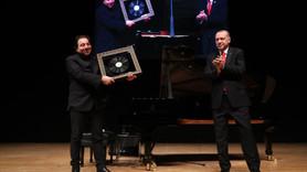 Cumhurbaşkanı Erdoğan, Fazıl Say konserinde!