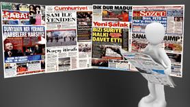 Sol ve sağ gazeteler aynı manşette buluştu!