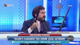 Ertem Şener, Rasim Ozan Kütahyalı videosu paylaştı