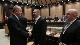 Erdoğan, sinema sektörü temsilcileriyle buluştu