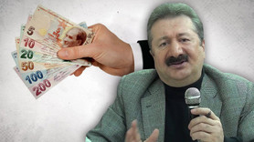 'Röportaj için 350 bin lira' iddiası çıldırttı!