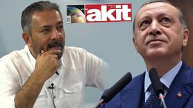 Akit, Beki üzerinden Erdoğan'a mı mesaj verdi?