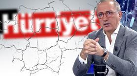 Fatih Altaylı'dan bomba 'Hürriyet' iddiası!