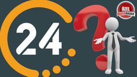 24 TV'de yeni bir program! Hangi gazeteci sunacak?