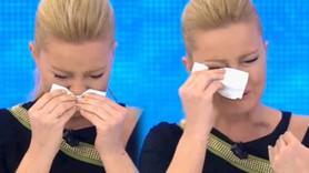 Müge Anlı: Perişanım, ağlamaktan gözlerim şişti!