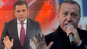 Fatih Portakal'dan Erdoğan'a zor soru!