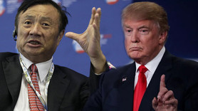 Huawei'nin patronu ABD'ye rest çekti!