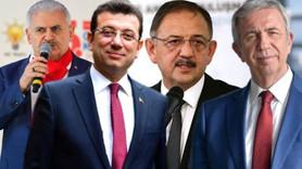 İstanbul, Ankara ve İzmir'de hangi adaylar önde?