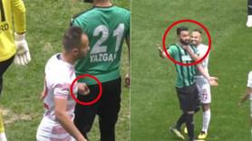 Amedsporlu Mansur Çalar'a tarihi ceza!