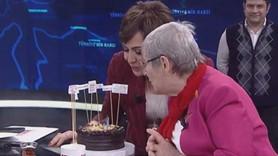 Karatay'a canlı yayında sürpriz doğum günü!