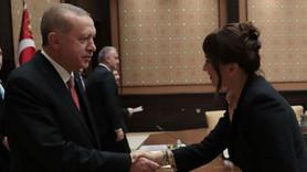 Cumhurbaşkanı Erdoğan'dan Demet Akbağ'a başsağlığı