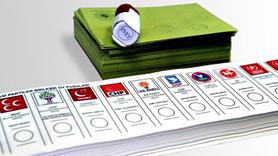 6 büyükşehirde seçim anketi! Kim önde?