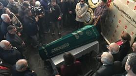 Gazeteci Gülden Aydın'a son veda!
