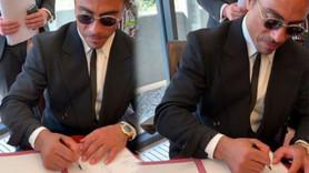 Nusret imzayı attı, Şahenk'in otelini satın aldı!