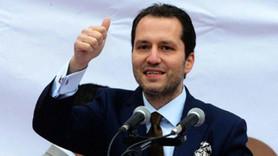 Fatih Erbakan yerel seçim için kararını verdi