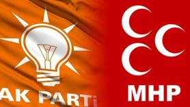 İşte AKP ve MHP'nin en yüksek oy alacağı iller!