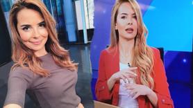 TRT'nin güzel sunucusu yayın öncesi rap yaptı