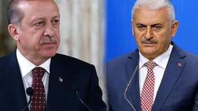 Dolmabahçe'de seçim zirvesi! Erdoğan ve Yıldırım..