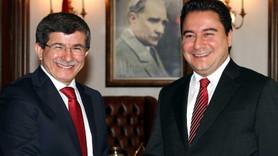 Davutoğlu partisi yola çıktı: Ali Babacan da var!