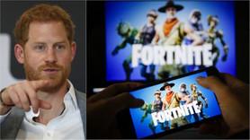 Prens Harry'den çağrı: 'Fortnite' yasaklansın