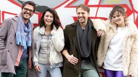 Netflix'in yeni dizisi Atiye'nin setinde kaza!