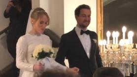 Yelda Demirören ile Haluk Kalyoncu evlendi!