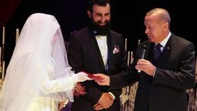 Diriliş Ertuğrul oyuncusunun nikah şahidi Erdoğan