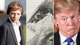 Trump'ın oğlu zamanda yolculuk mu yaptı?