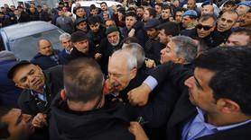 CHP lideri Kemal Kılıçdaroğlu'na şok saldırı!
