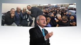 Kılıçdaroğlu'na yumruk atan isim böyle karşılandı!