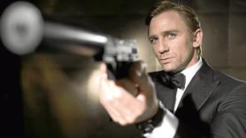 James Bond tarihinde bir ilk