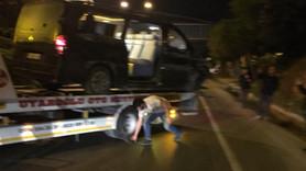 Alanyaspor'da şok! Deplasman dönüşü feci kaza!