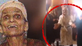 Kibariye'nin annesi düğünde ortaya çıktı!