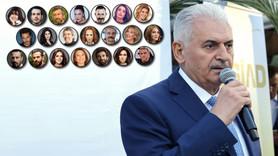 İmamoğlu'na destek veren sanatçılara tepki!