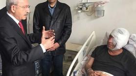 Kılıçdaroğlu'ndan gazeteci Demirağ'a ziyaret!