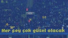 Fenerbahçe'den pankart açıklaması!