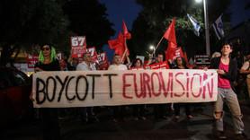 Eurovision'un İsrail'deki yayını hacklendi