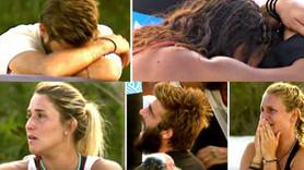 Survivor'da herkesi ağlatan sakatlık!