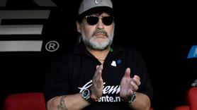 Efsane futbolcu Maradona tutuklandı