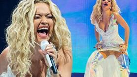 Ünlü şarkıcı mücevher dolu çantayı uçakta unuttu!