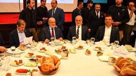 Ekrem İmamoğlu'nun iftar 'Saadet'i