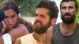 Survivor'dan elendi, Bora için ağır konuştu!
