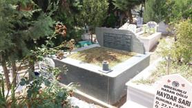 Eşinin mezarının üzerine gömülecek!