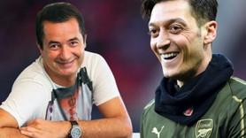 Acun Ilıcalı ve Mesut Özil'den dev yatırım!